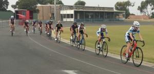 Junior Track racing