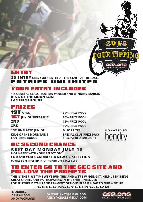 GCC Tour Tipping 2015