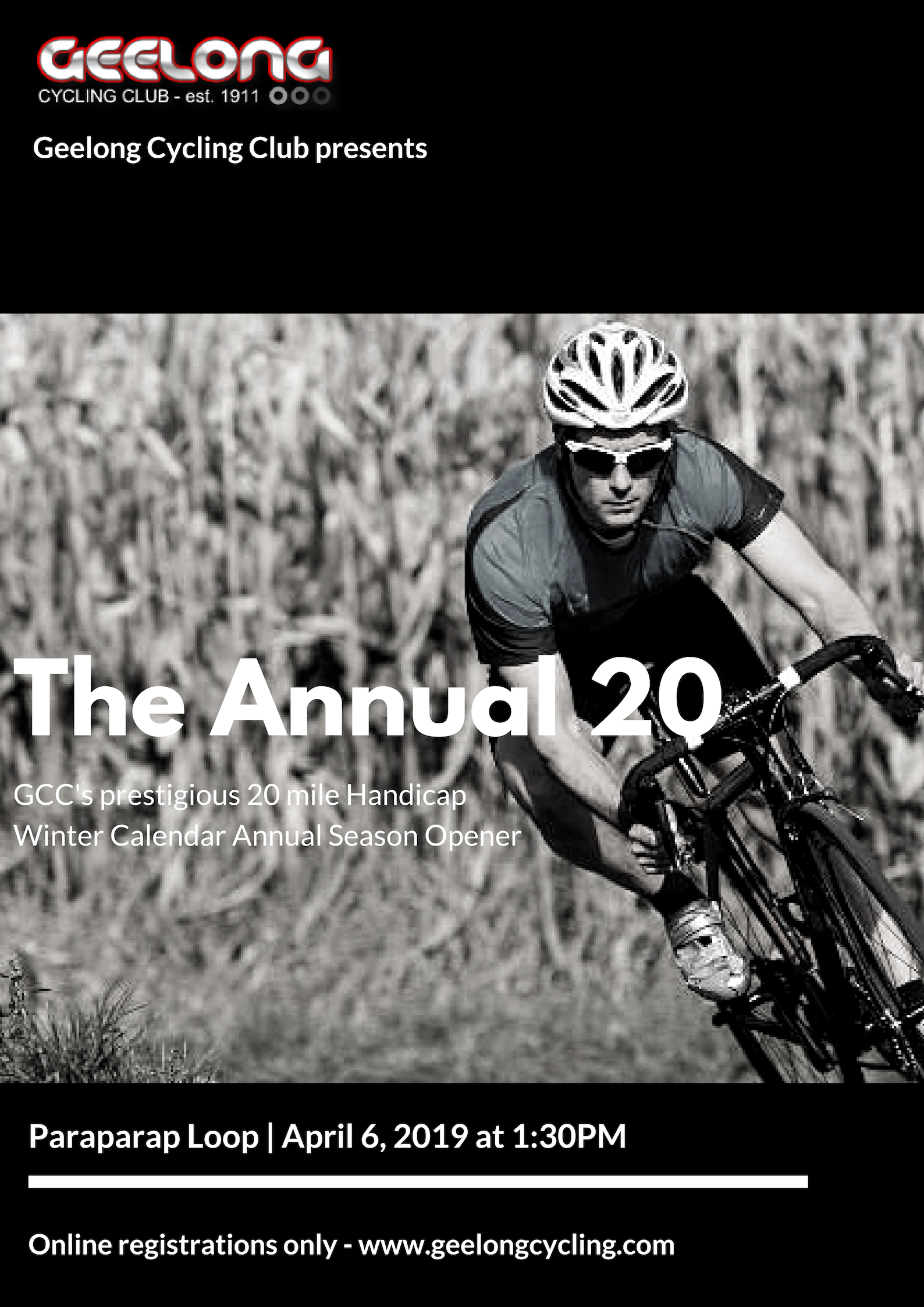 Calendar : Geelong Cycling Club