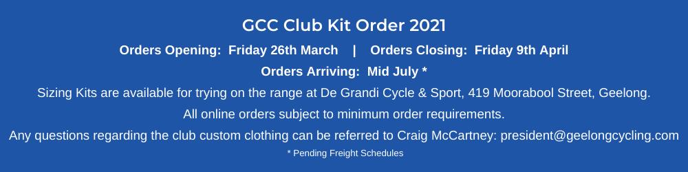 Kit Pre-order